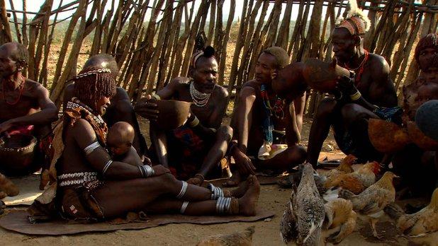 Devenir un homme en Afrique