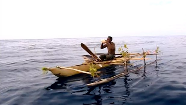 Becoming a Man in Melanesia