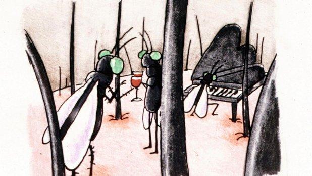 Mouches noires