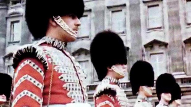 Canada au couronnement