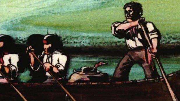 Canada Vignettes: Voyageurs