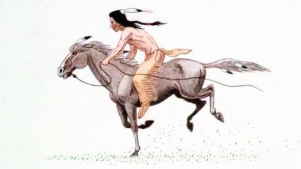 Canada vignettes : le cheval