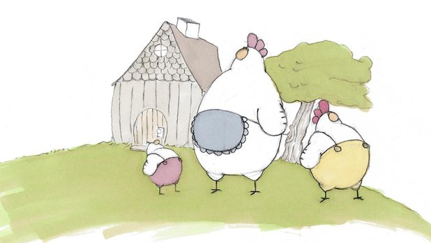 At Home with Mrs. Hen