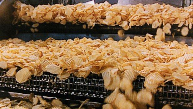 Comment fait-on pour faire les chips?