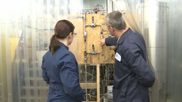 Cool Careers: Chemical Engineer - What Do You Love About Your Job? (Behind the Scenes)