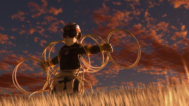 Vistas - Les danseurs de l'herbe