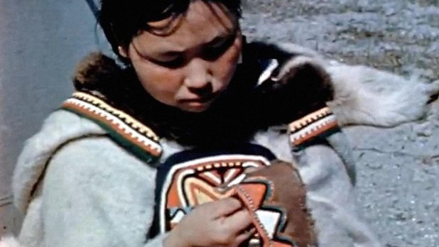 L'artisanat esquimau
