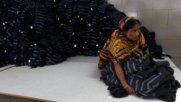 Quatre millions de fils - L'industrie du textile au Bangladesh