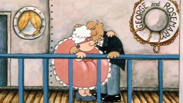 Georges et Rosemarie