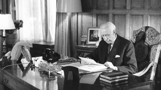 Georges-P. Vanier : soldat, diplomate, gouverneur général