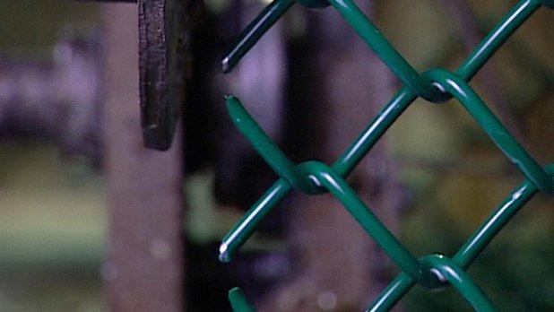 Comment fait-on pour entrelacer le grillage des clôtures?