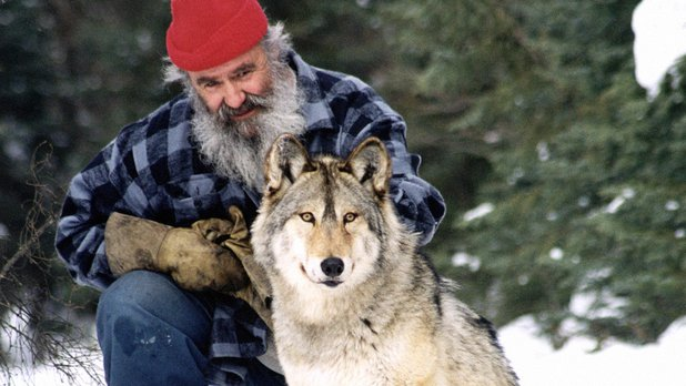 The Man Who Talks with Wolves