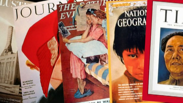 Inside the Great Magazines - Part I: The Power of the Image