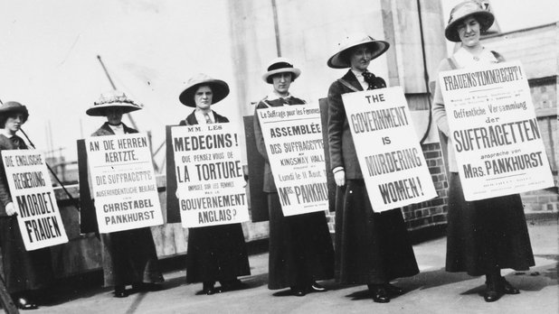 Women on the March