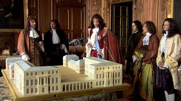 La légende de Versailles - Le rêve d'un roi, Louis XIV