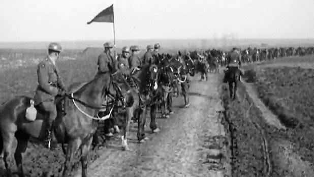 L'avancée des Canadiens près de Cambrai 2