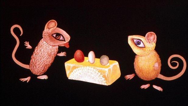 Le rat de maison et le rat des champs