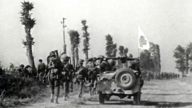 Le temps d'une guerre - Troisième épisode (1944-1945)