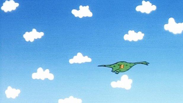Le Vol des dinosaures