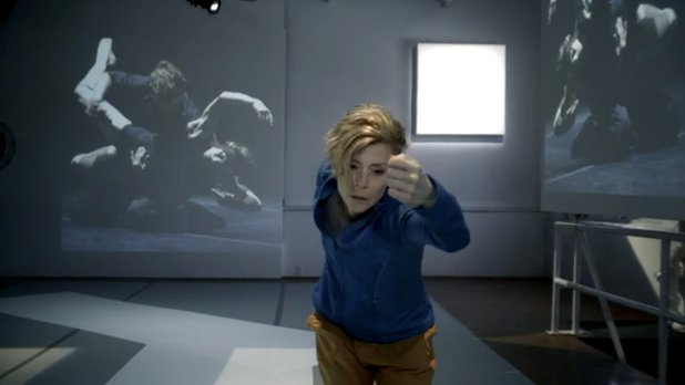 Louise Lecavalier: Body Speech