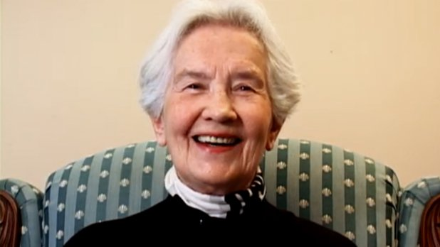 Mémoires de l'ONF : Gudrun Bjerring Parker