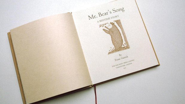 Mr. Bear's Song