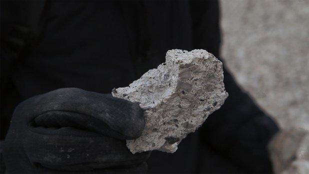 Ecole Spatiale ONF - Astrogeologie - Lecon 3 - Chapitre 2 - Les roches sur le terrain