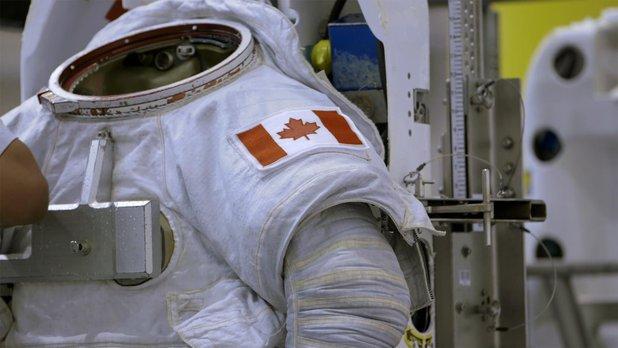École spatiale ONF - Santé - Leçon 3 - Chapitre 1 - La combinaison spatiale