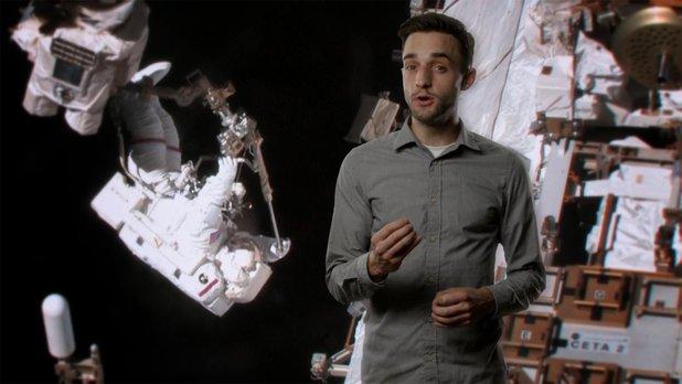 École spatiale ONF - Santé - Leçon 3 - Marcher dans l'espace