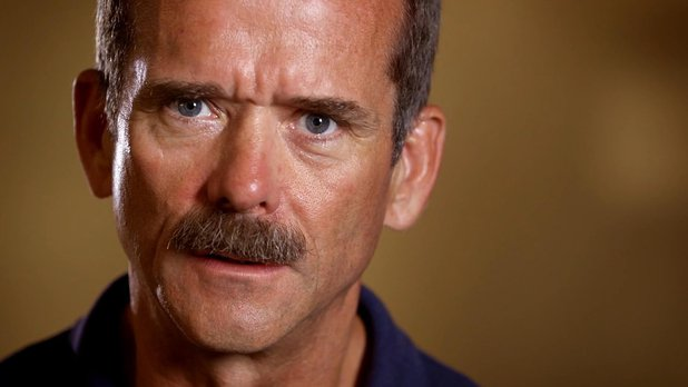 NFB Space School - Leadership: Chris Hadfield - Cadet