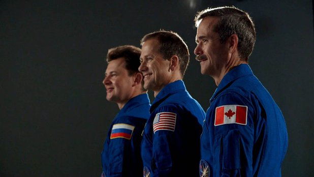 NFB Space School - Leadership: Chris Hadfield - Introduction