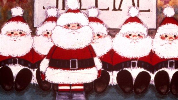 Père Noël, père Noël