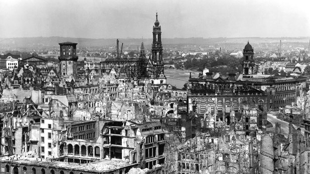 Retour à Dresden