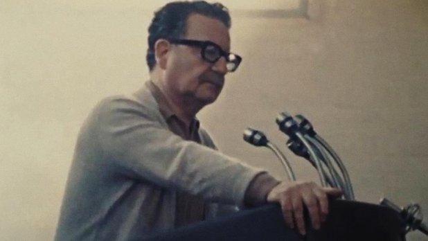 Salvador Allende Gossens : un témoignage