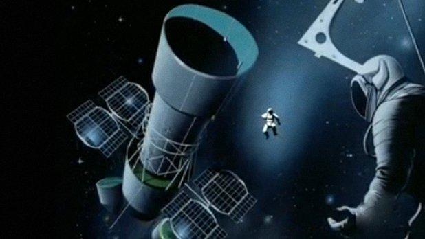 Satellites du soleil