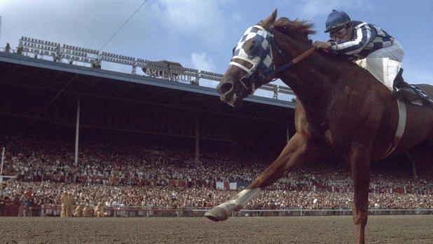 Secretariat's Jockey, Ron Turcotte