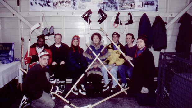 Shinny: The Hockey in All of Us