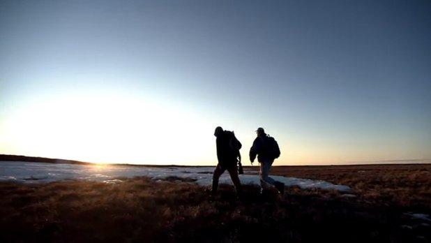 La science au sommet du monde - L'étude des lacs et étangs du Parc National Wapusk