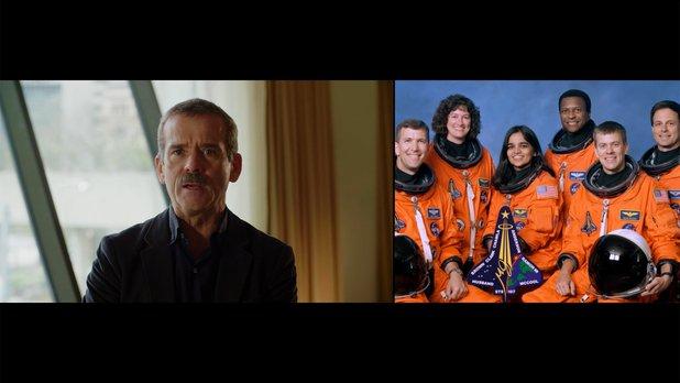 École spatiale ONF : le parcours de Hadfield - Chapitre 10 - Columbia