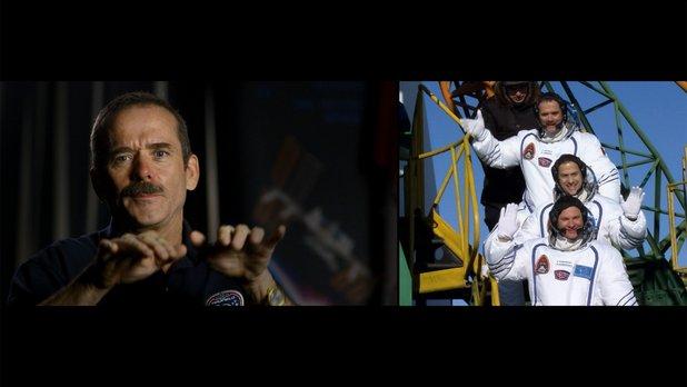 École spatiale ONF : le parcours de Hadfield - Chapitre 12 - Le lancement