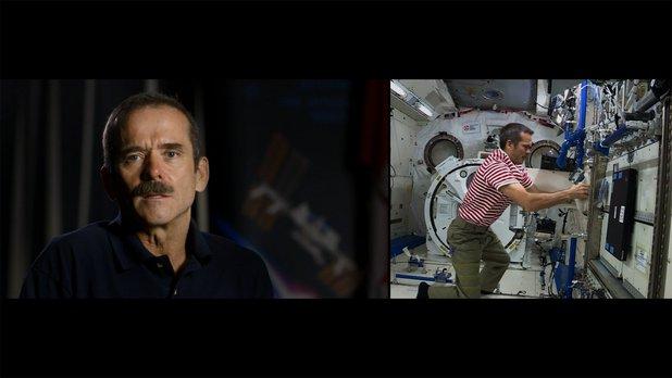 École spatiale ONF : le parcours de Hadfield - Chapitre 13 - Le commandement