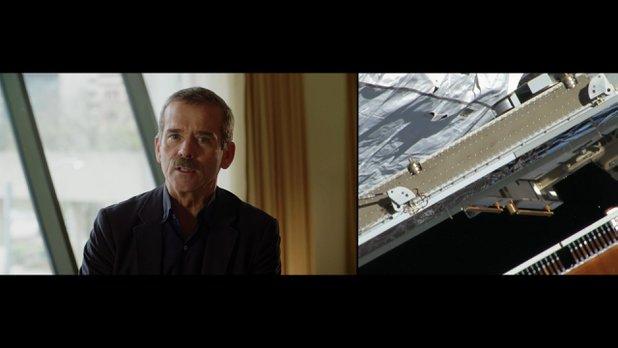 École spatiale ONF : le parcours de Hadfield - Chapitre 14 - Le sacrifice