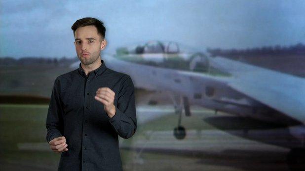 École spatiale ONF : le parcours de Hadfield - Chapitre 6 - Le pilote d'essai - Introduction