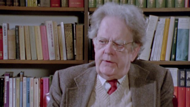 The Scholar in Society: Northrop Frye in Conversation