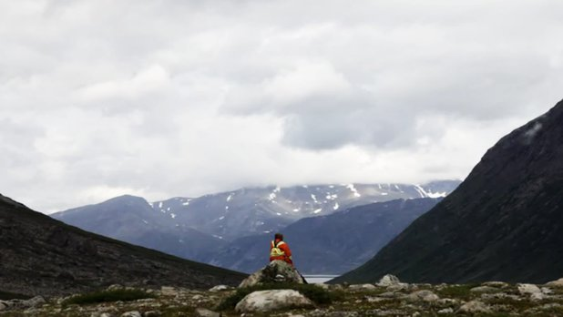 Science at the Top of the World - The kANGIDLUASUk Student Program