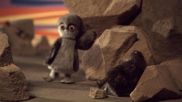 Le hibou et le lemming : une légende eskimo