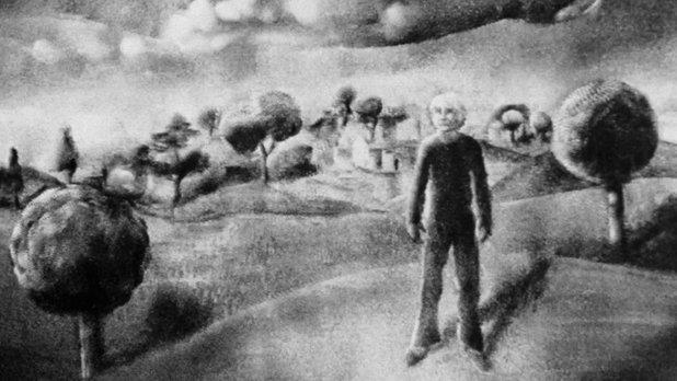 Trois exercices sur l'écran d'épingles d'Alexeieff
