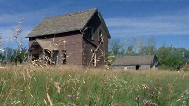 A House on the Prairie