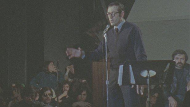 Chronique de la nuit de la poésie 1970