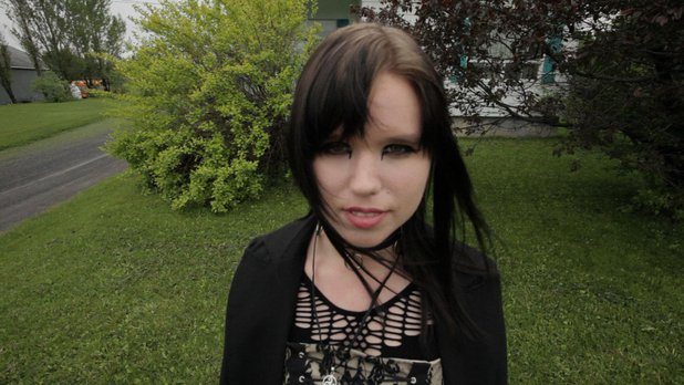 My Tribe Is My Life - Laurianne, Goth in the Gaspé